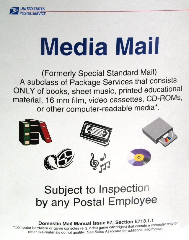 Is Media Mail Inspection Notated in Tracking? - The eBay