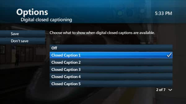How To Turn Off Closed Caption On Vizio Tv 6