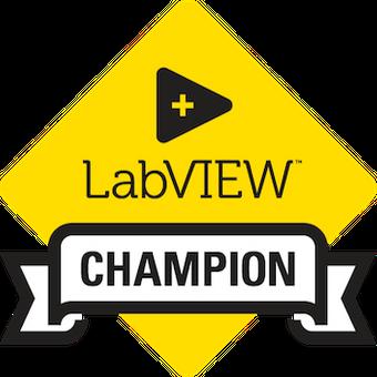 [LabVIEW Champion]