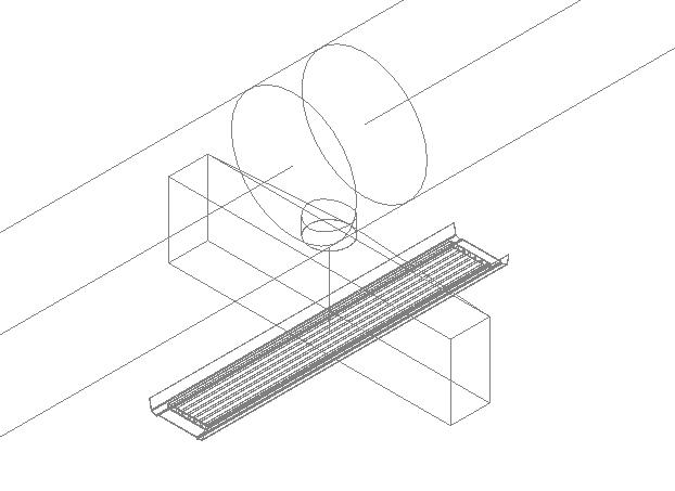 spiral duct register