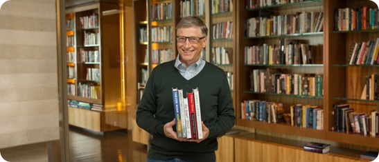 Bill Gates - Summer Reading List 2017 (The Gates Notes)