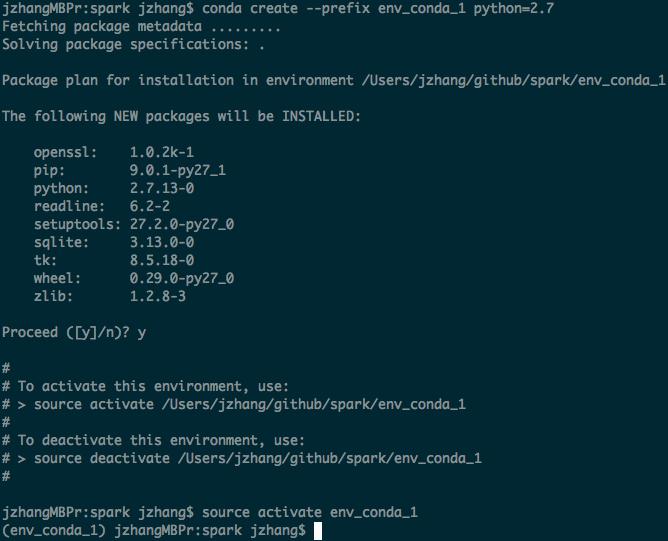 Using VirtualEnv with PySpark - Cloudera Community