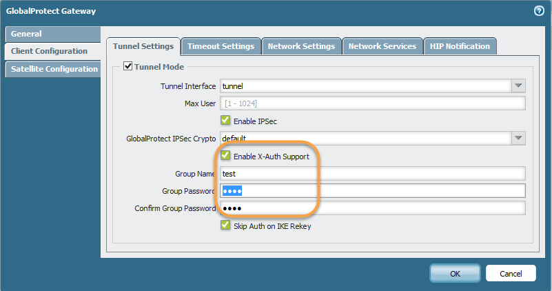 Build Ipsec Between Android Phone And Palo Alto Firewall