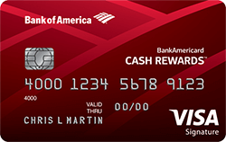 Image result for bank of america cash rewards