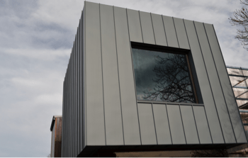 How To Add Standing Seam Wall To Exterior Wall Autodesk